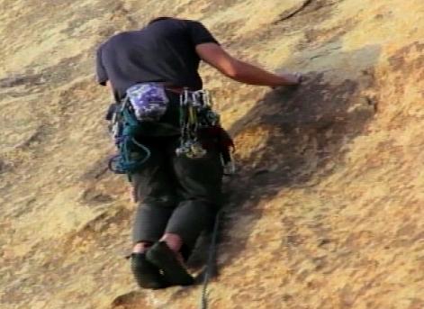 Steve Richert Rock climbing project 365 challenge