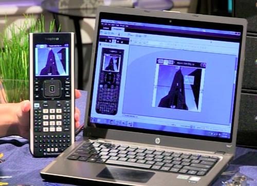 Texas Instruments TI-NSPIRE CX Handheld Graphic Calculator