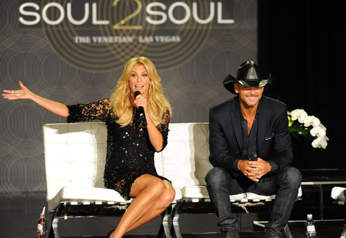 Faith Hill, Tim McGraw The Venetian